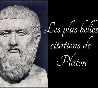 Les plus belles citations de Platon