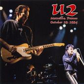 U2 -Unforgettable Fire Tour -19/10/1984 -Marseille -France -Stadium St Just - U2 BLOG