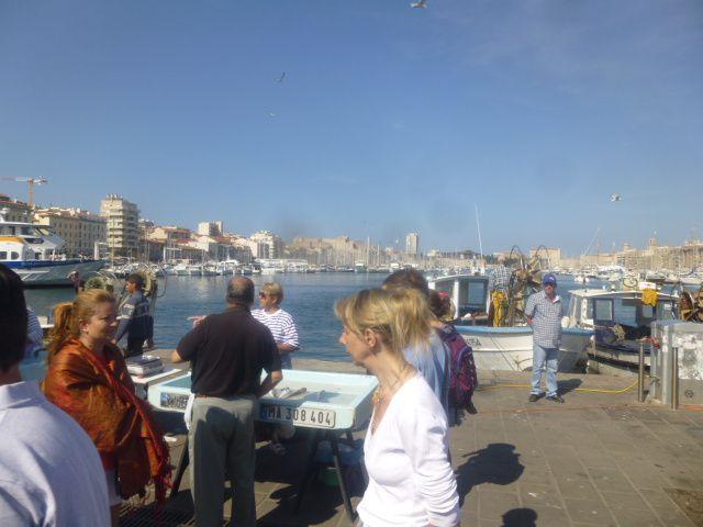 Une grande et belle métropole européenne au bord de la Méditerranée