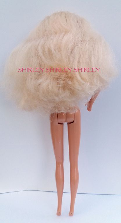 """""""HOME PRETTY"""" or """"SWEET ROSES"""" BARBIE DOLL 1989 MATTEL #2249 or #7635"""