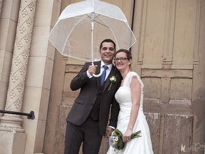 Mélanie + Arnaud mariage en Bourgogne