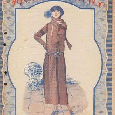1922 Tailleurs et chapeaux