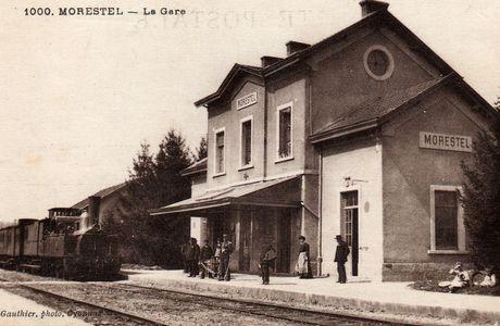 Gare de Morestel (38)