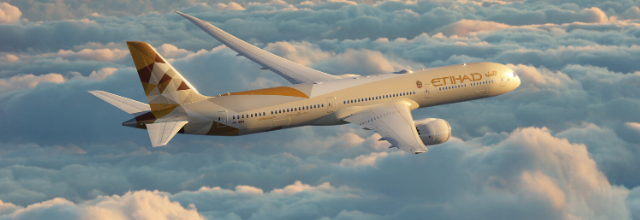 Etihad Airways adds more special flights across its global network
