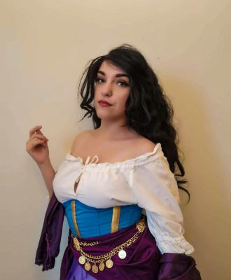 Parle-moi Cosplay #466 : SnowFlakes Cosplay