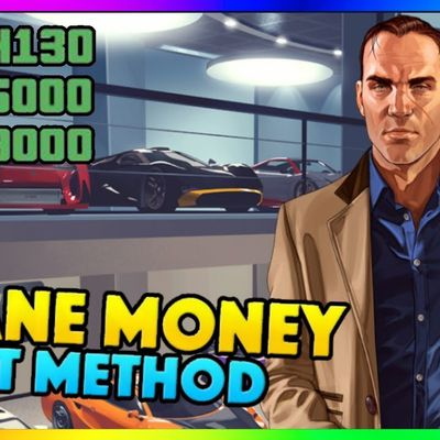 GTA 5 Money Generator