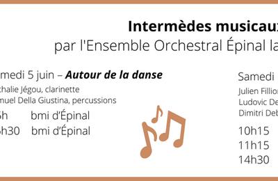Ensemble Orchestral Epinal la belle image