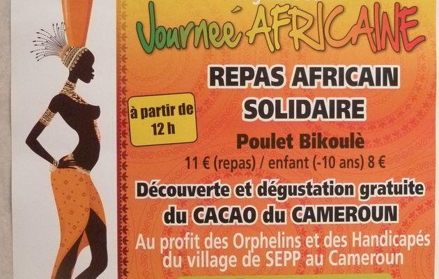 JOURNEE AFRICAINE 2015