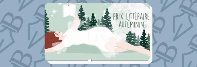 Le Prix littéraire aufeminin, en partenariat avec les éditions de Michel Lafon, est de retour !