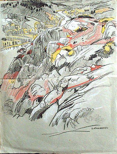 Paysages de Bretagne à la Grande Vigne