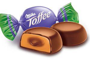 Les toffee de Milka...un nouveau gagnant