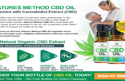 Natures Method CBD Gummies Australia   Reviews, Benefits, Side Effects, Price & Where To Buy?