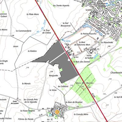 Projet décharge ISDI à St Pathus au bord de Marchémoret: Jean-Louis Durand doit dire s'il est favorable à ce projet?