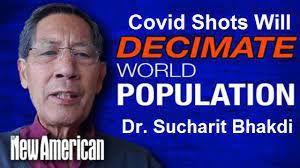 """Vacunas COVID para """"diezmar la población mundial"""", advierte el Dr. Bhakdi"""