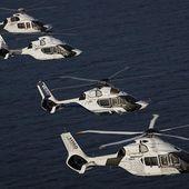Les quatre hélicoptères H160 loués par la Marine nationale seront dotés de la boule optronique Euroflir 410