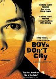 Boy's don't cry (Kimberly Peirce, 1999)