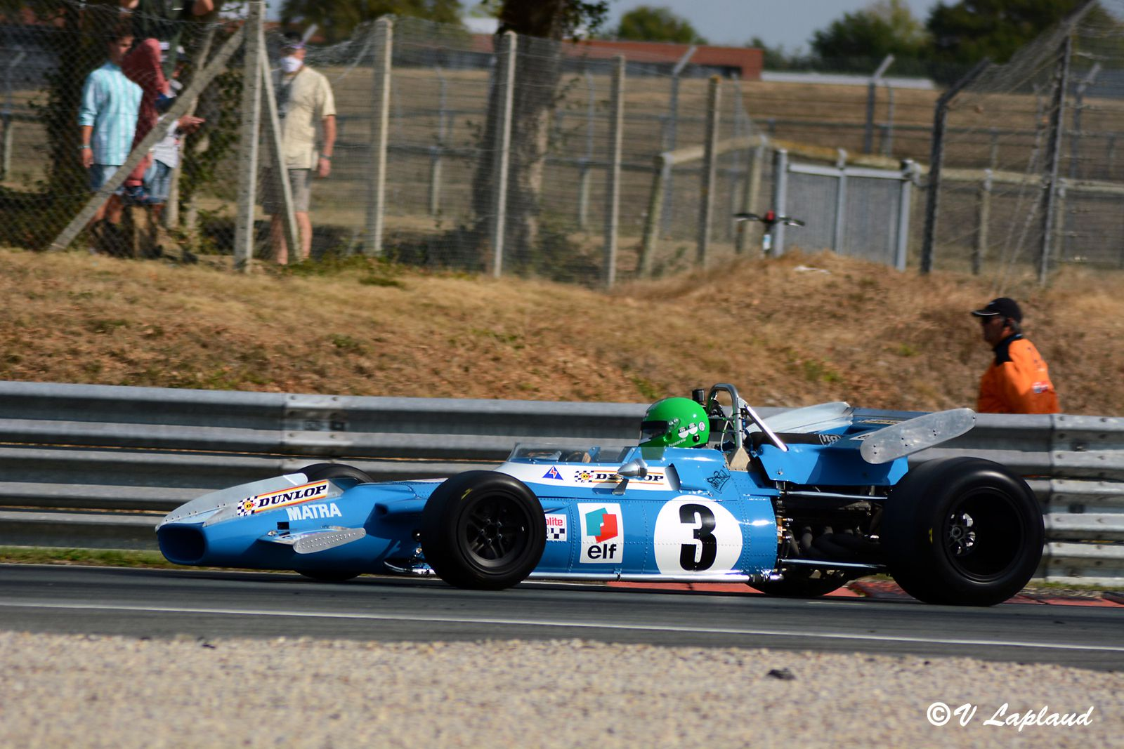 Henri Pescarolo, Matra MS 80-03, Le Vigeant 2020, 26eme Sport et Collection.