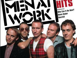 men at work, un groupe de rock australien qui eut un succés international lors des années 1980