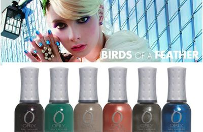 collections d'orly BIRDS OF FEATHER