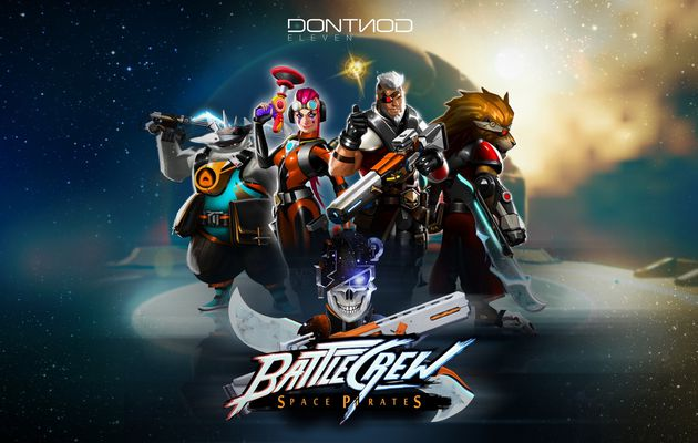 MES IMPRESSIONS sur l'Early Access de BATTLECREW SPACE PIRATES (PC): Beau, nerveux et addictif