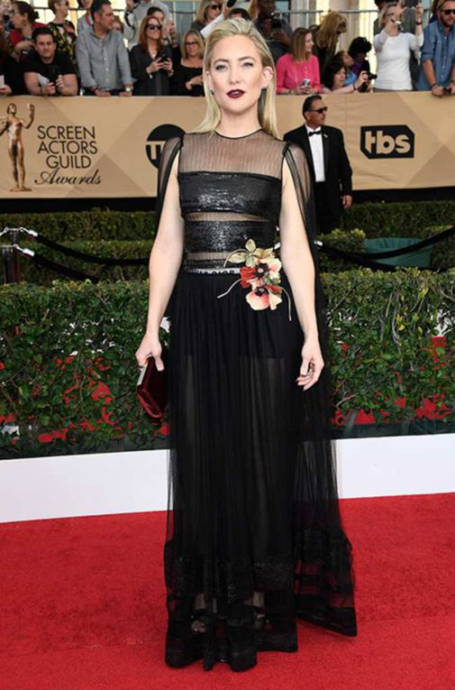 SAG AWARDS 2017 RED CARPET / THE BEST DRESSED