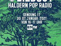 Liedgut Haldern Pop Radio 674FM Teil 17 07.01.2021 16:00 Uhr