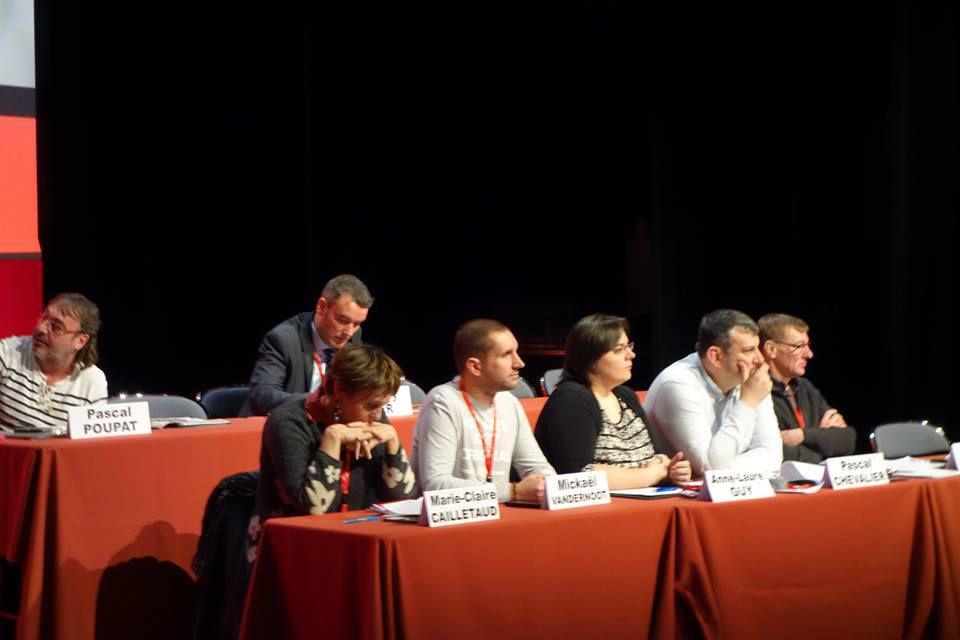 43ème Congrès Fédéral CGT Cheminots à Saint Malo