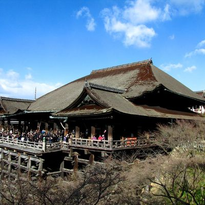 In Kyoto, discovering the ancient district