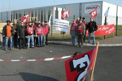 Savoye SA : FO fait revoir le plan de sauvegarde de l'emploi - 120511