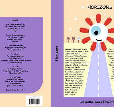 Nouvelle Anthologie .Horizons