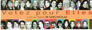 Journée internationale de la Femme... Ca n'empêche pas d'aller voter demain!!!