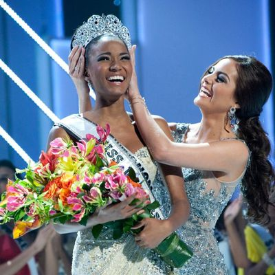 The Official Miss Universe is
