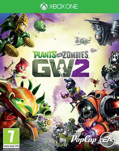 Plants vs. Zombies : Garden Warfare 2 #PS4 #XboxOne ! #EA #POPCAP
