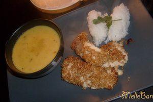 Curry de crocodile