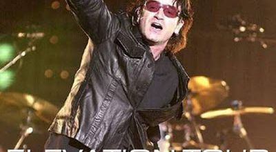 U2 -Elevation Tour -30/03/2001 Atlanta -USA -Philips Arena