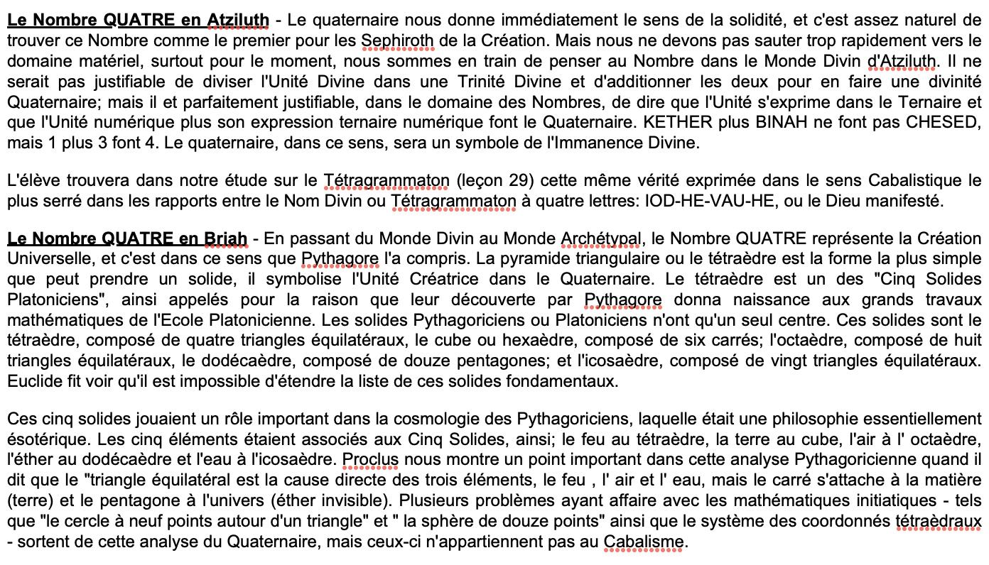 Francis ROLT-WHEELER Ph.D. - CHESED (ou GEDULAH) (6)