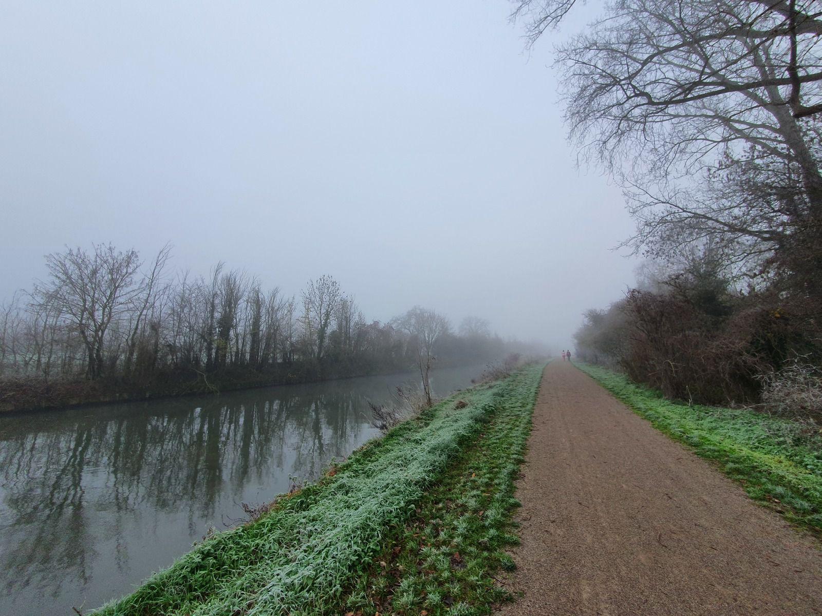 Le canal de la Deûle et sa dérivation