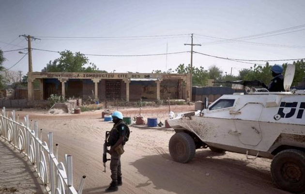 UN says four peacekeepers killed in north Mali attack