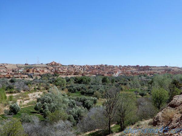 Boumalne Dadès (Maroc en camping-car)
