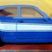 FORD ESCORT RS 1600 MK1 1970 FAST AND FURIOUS 6 MATTEL 1/55 - car-collector.net