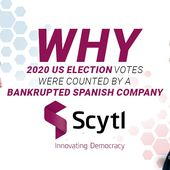 Why US Election Votes Were Counted By Bankrupted Spanish Company Scytl