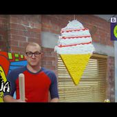 How to make a piñata! | So easy! | CBBC