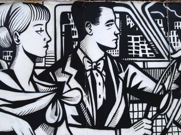 Du street art à Boulogne-Billancourt