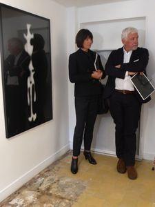 Martin Boyce, d'un dialogue avec Robert Mallet-Stevens # Parcours Privé de la Fiac 2015.