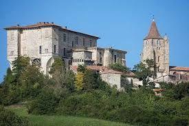 LAVARDENS.Un des plus beaux villages de France