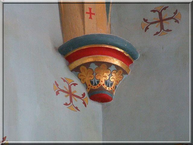 Diaporama église fortifiée de Saint Astier