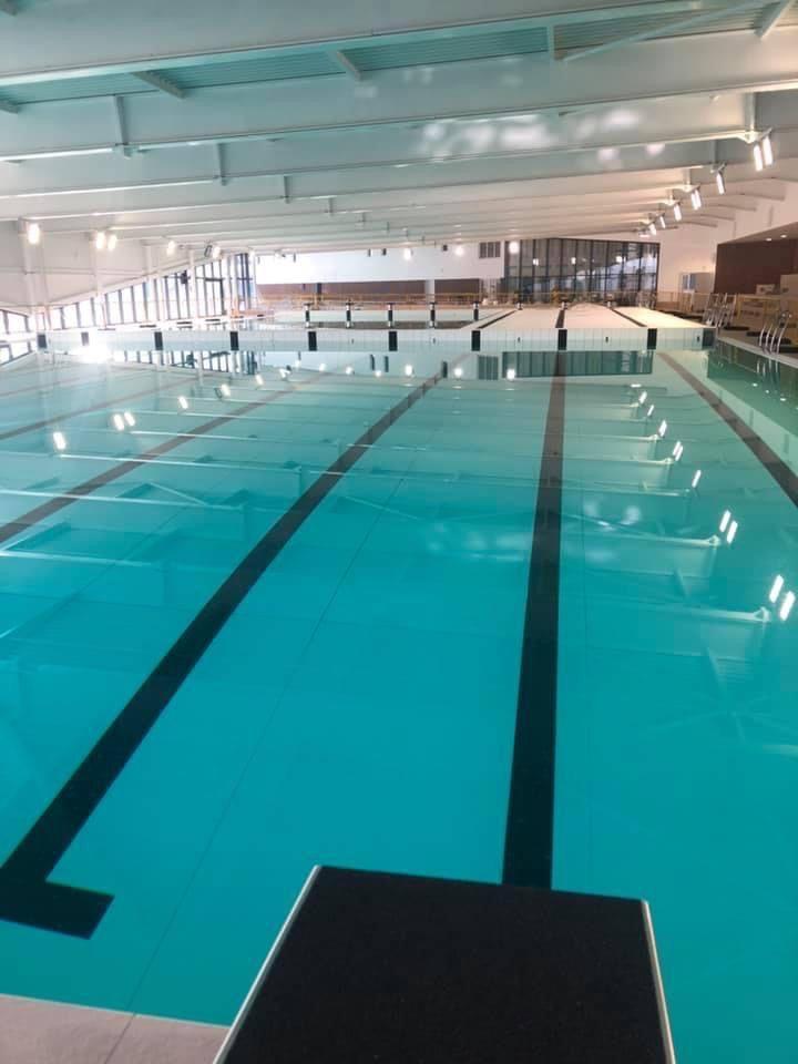 Nouveau stade nautique à Aulnay-sous-Bois : chaque minute qui passe nous rapproche de l'ouverture !