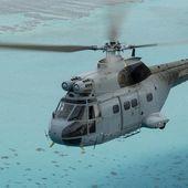 Et si le Covid19 permettait un retrait plus rapide des SA.330 Puma de l'Armée de l'Air ? - avionslegendaires.net