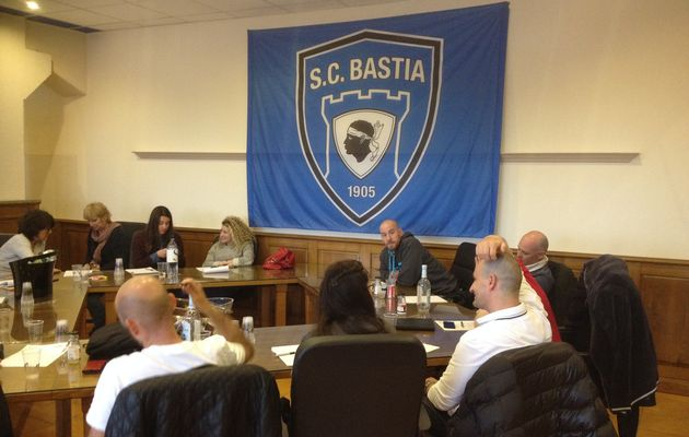 Formation expert spéciale football au SC Bastia