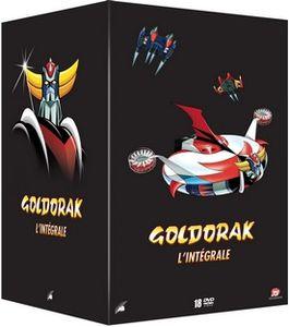 UNE INTÉGRALE DVD GOLDORAK POUR LES FÊTES